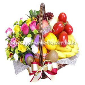 과일꽃바구니 19호