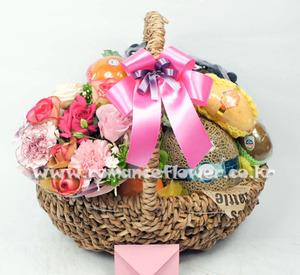 과일꽃바구니 18호
