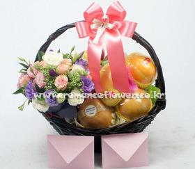 과일꽃바구니 15호